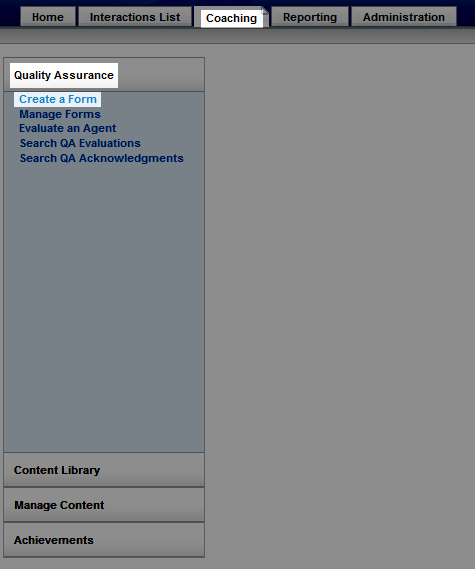 How To Create Evaluation Form | Create Qa Evaluation Forms